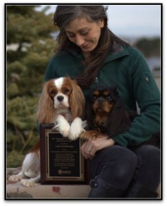 AKC Responsible Dog Ownership Public Service Award
