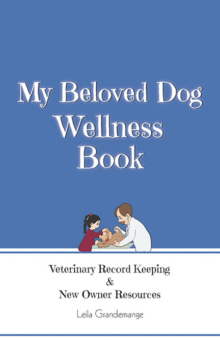 the perfect pet health record book grandville cavaliers